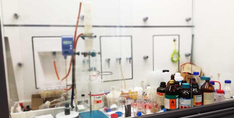 Laboratorio azienda produttrice cosmetici naturali Jatropha