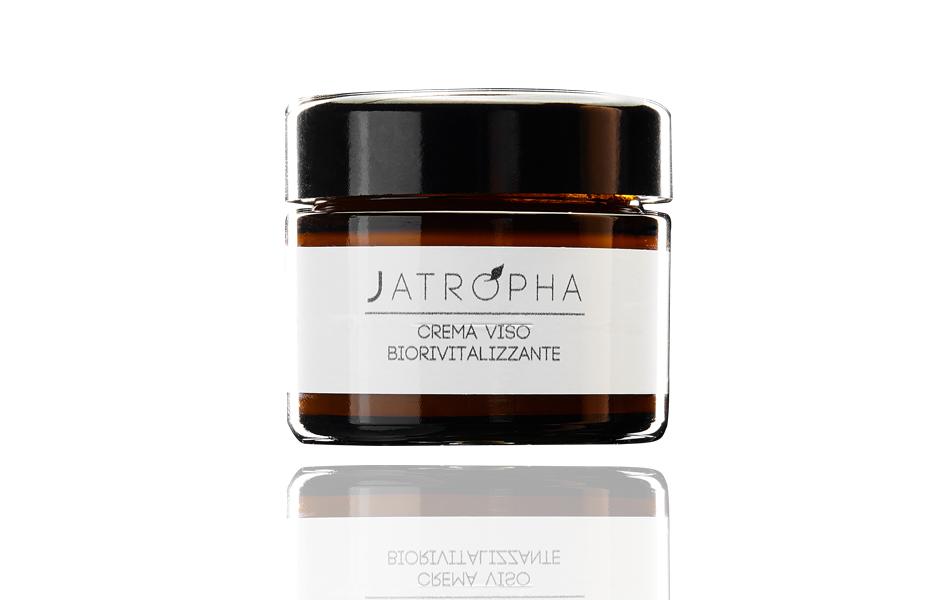 jatropha crema viso
