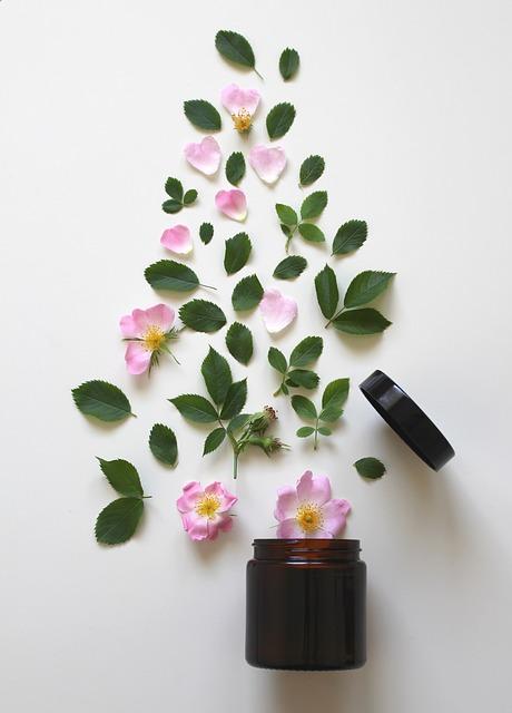 rosa cosmesi naturale